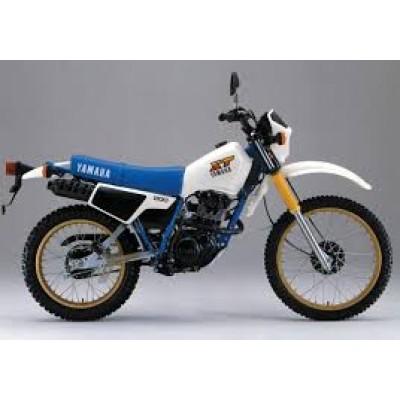 XT 125 (2YU) 1991-1993