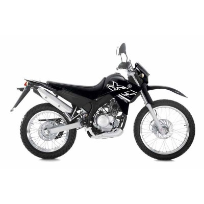 XT 125R 2005-2006