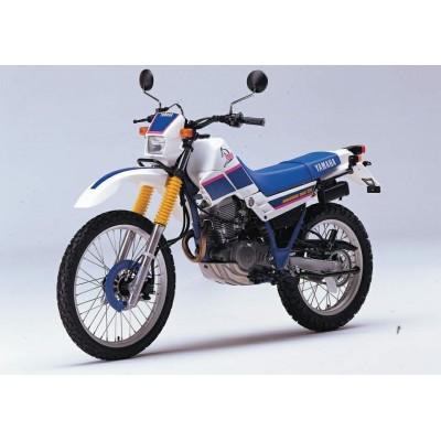 XT 225 SEROW (Πίσω ταμπούρο) 1985-1992