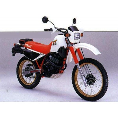 XT 250T (1EU) 1985-1990
