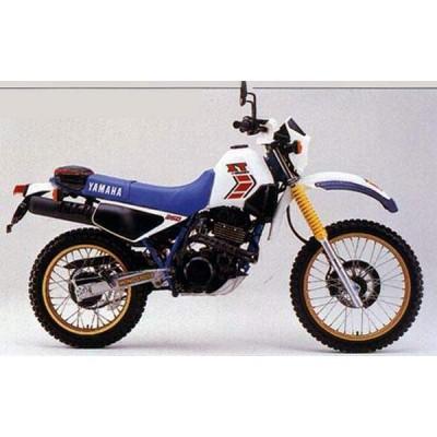 XT 250T (48Y) 1985-1987