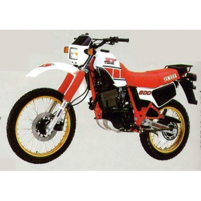 XT 600 1983-1984
