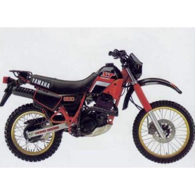XT 600 1985-1986