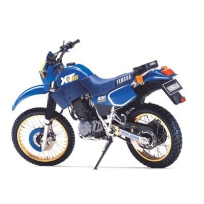 XT 600D 1987-1988