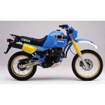 XT 600Z TENERE 1983-1984